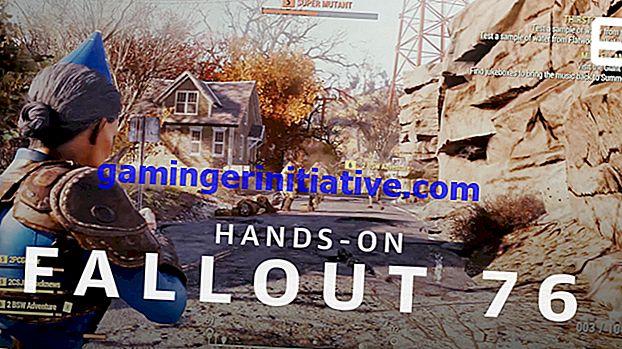 Fallout 76: Come trovare il Mothman (amichevole e vendicativo)