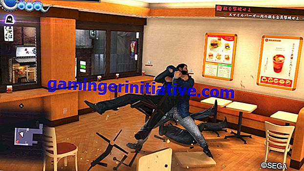Yakuza 6: Un jeu explosif - Où est l'emplacement de la bombe