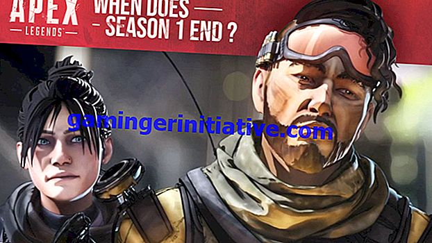 Apex Legends Staffel 1 Enddatum & Staffel 2 Startdatum