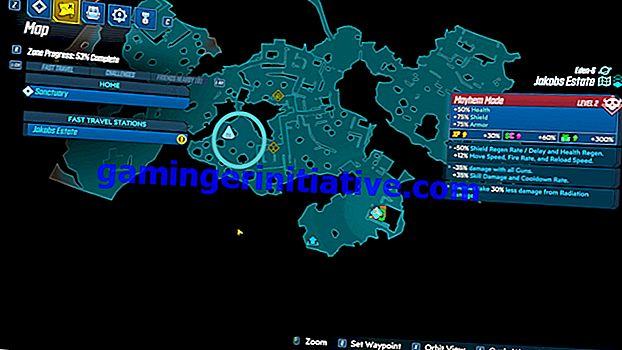 国境地帯3:エルドラゴンJrを見つける場所