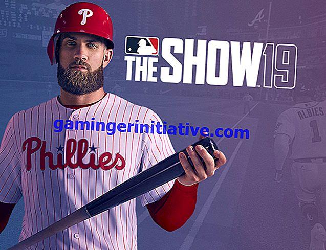 MLB The Show 19: Cara Memperbarui Daftar Tugas