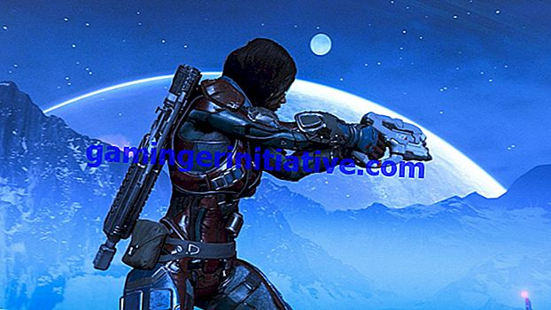 Mass Effect Andromeda: Comment modifier les armes