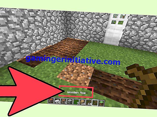Minecraft: gras laten groeien