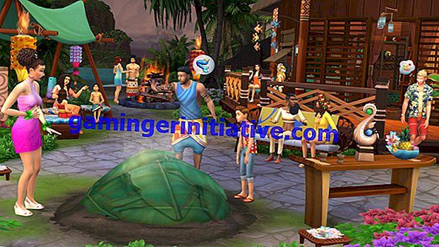 Sims 4 Island Living: come diventare una sirena e tornare indietro