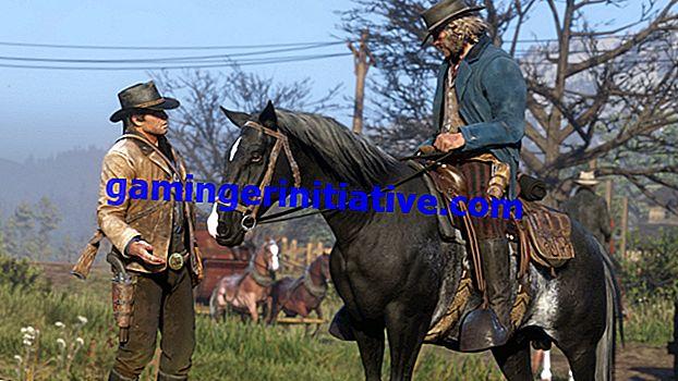 Red Dead Redemption 2: Cara Memberi Makan Kuda Anda