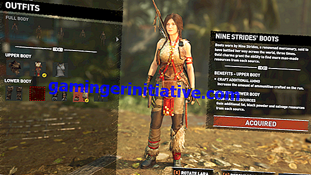 Shadow of the Tomb Raider: Cara Mendapatkan Senapan