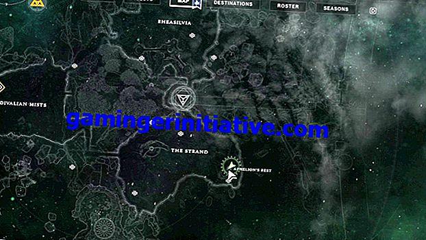 Destiny 2 Forsaken: Cara Mengalahkan Tantangan Ascendant Istirahat Aphelion (Minggu 1)