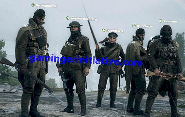 Schlachtfeld 1: Erteilen von Befehlen als Gruppenführer