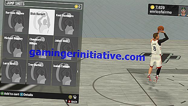 NBA 2K19: Beste Jumpshots für MyPlayer