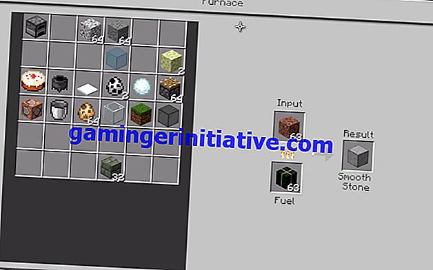 Minecraft: comment faire de la pierre lisse et à quoi elle sert