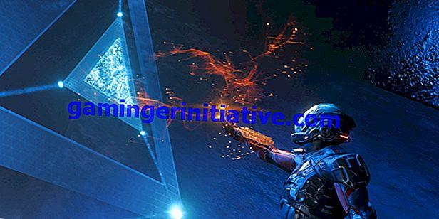 Il miglior allenamento in Mass Effect Andromeda
