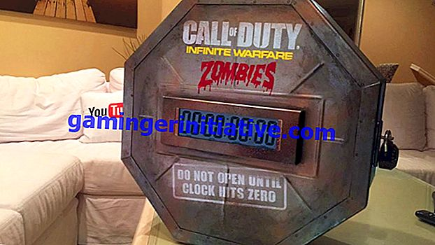 Infinite Warfare Zombies: Wo die Mystery Box ist