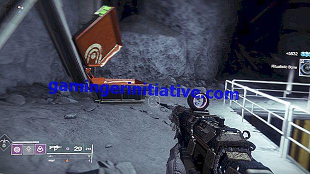 Schicksal 2: All Moon Lost Sector Locations (mit Bildern)