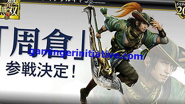 Dynasty Warriors 9: Kannst du einen Charakter erschaffen?