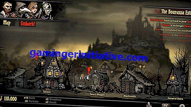 Darkest Dungeon - Hur och när man ska ställa in läger
