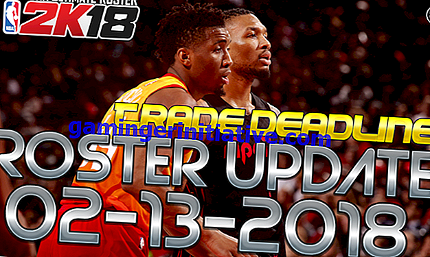 NBA 2K18: So aktualisieren Sie Freiwürfe
