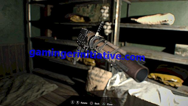 Resident Evil 7: Who Grandma Is