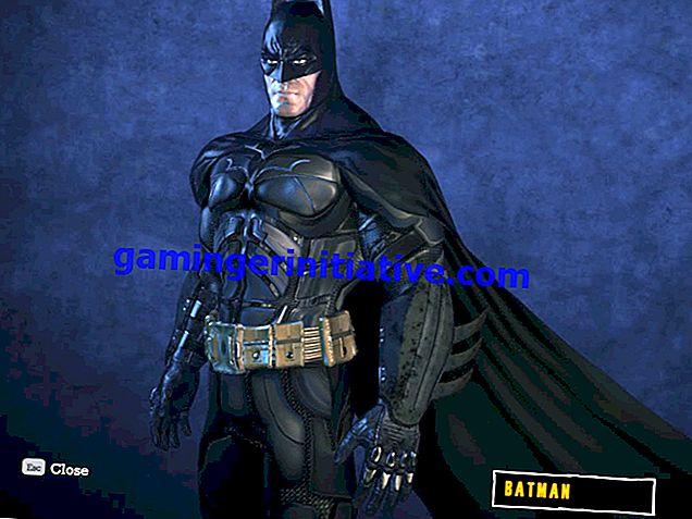 Batman Arkham Knight: Wie man Skins wechselt