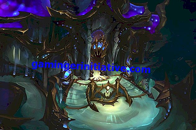 World of Warcraft (WoW): Hur man kommer till Nazjatar