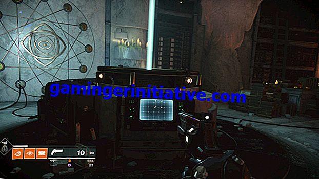 Destiny 2 Curse of Osiris: Où est l'emplacement de la forge
