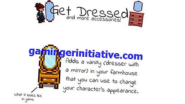 Stardew Valley: Hur man ändrar ditt utseende (kläder, hår, ansikte)