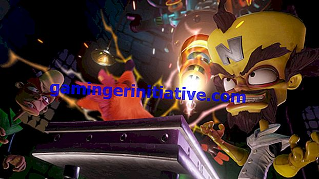 Crash Bandicoot N. Sane Trilogy: combien de temps et combien de niveaux il y a