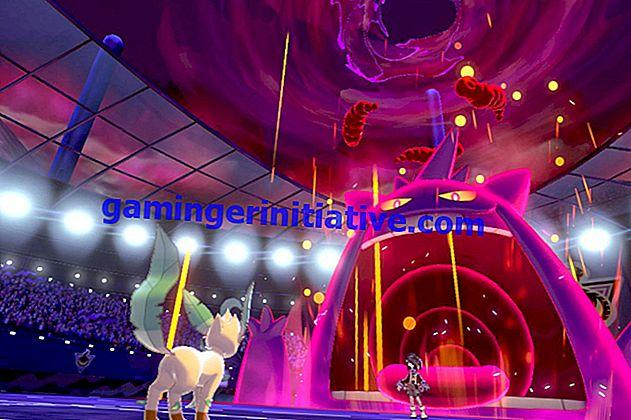 Pokemon Sword & Shield: Cara Mendapatkan Gigantamax Gengar