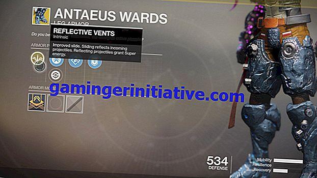 Destiny 2 Forsaken: Wie man das Herz der innersten leichten exotischen Titankiste bekommt