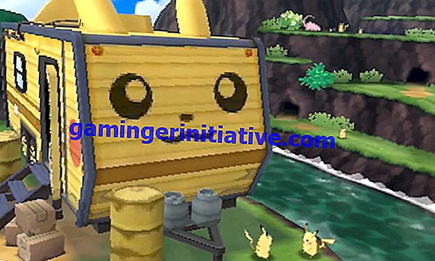 Pokemon Ultra Sun & Ultra Moon: Di Mana Lokasi Relearner Bergerak