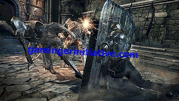Dark Souls III: Wie man mit Freunden Koop spielt