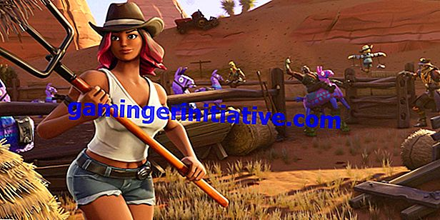 Layar Pemuatan All Fortnite Season 6