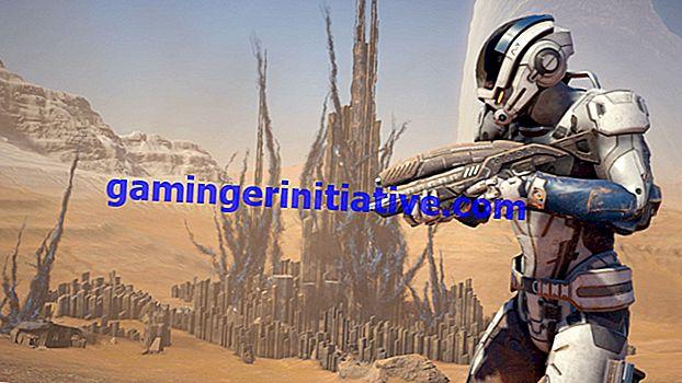 Mass Effect Andromeda: Meilleures armes de mêlée