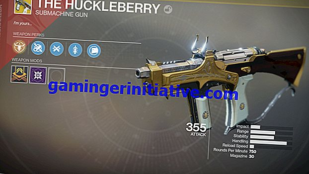 Destiny 2 Warmind: Comment obtenir la mitraillette exotique Huckleberry