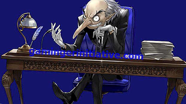 Persona 5: Wer Igor's Synchronsprecher ist