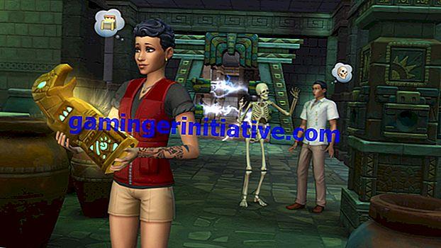 Die Sims 4: Wie man einen Skelettassistenten bekommt (Jungle Adventure)