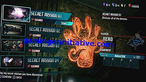 Devil May Cry 5 Mission List: Alla uppdrag för att slutföra spelet