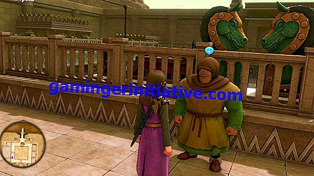 Dragon Quest XI: Wie man die Armbrust benutzt