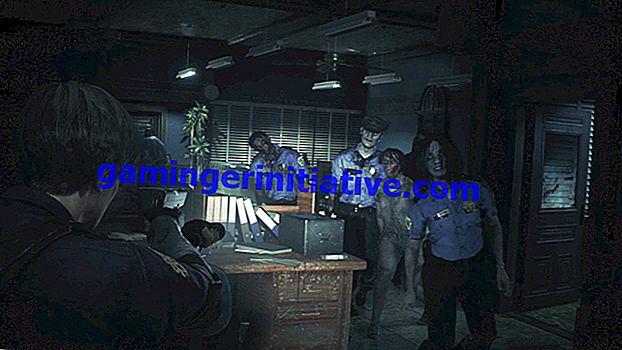 Resident Evil 2: Come ottenere le chiavi dell'armadietto del deposito di sicurezza