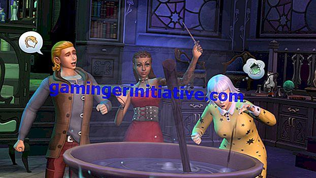 Sims 4 Reich der Magie: Wie man in das Reich der Magie kommt