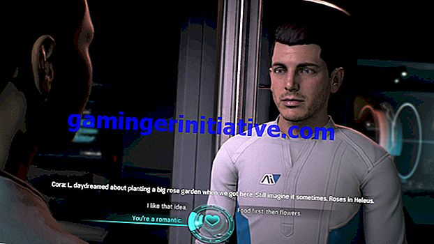 Mass Effect Andromeda: Comment Romance Cora