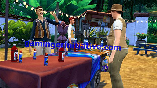The Sims 4: How to Get a Machete (Jungle Adventure)