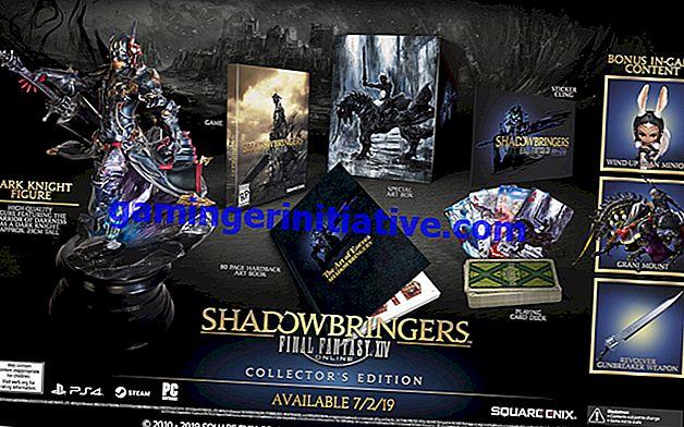 FFXIV Shadowbringers: codes voor vroege toegang inwisselen op PS4 en Windows-pc