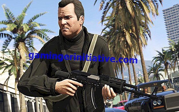 GTA V PC: So wechseln Sie die Zeichen