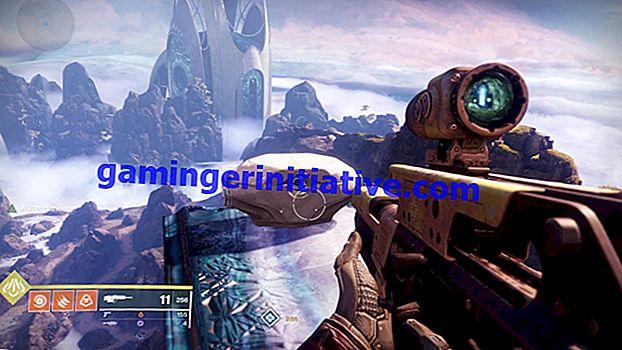 Destiny 2: Izanami Forge ontgrendelen