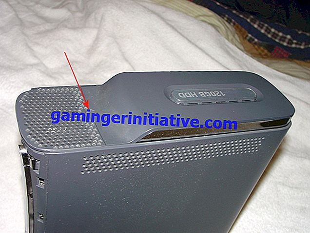 スタックまたはスティッキーのXbox 360ディスクトレイを開く方法