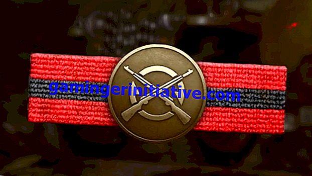 CoD WW2: Liste aller grundlegenden Schulungsvorteile