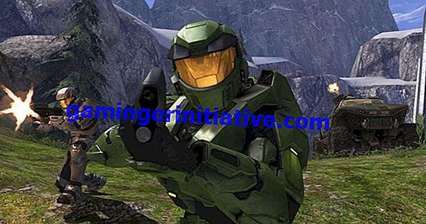 Halo Reach: existe-t-il un écran partagé?  Répondu