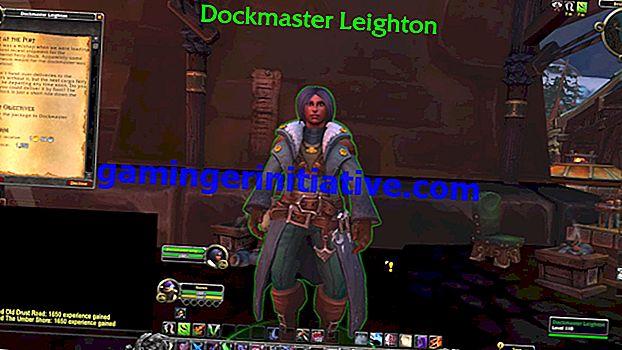 Pertempuran World of Warcraft (WoW) untuk Azeroth: Cara Mendapatkan Water Strider Mount