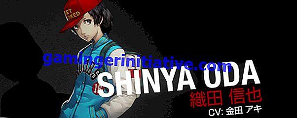 Persona 5: Hur man får ut Max Tower Confidant (Shinya Oda)