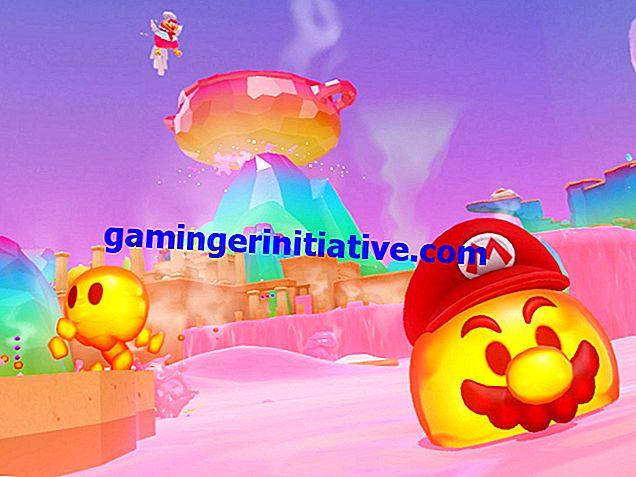 Super Mario Odyssey: Cara Pergi Memancing